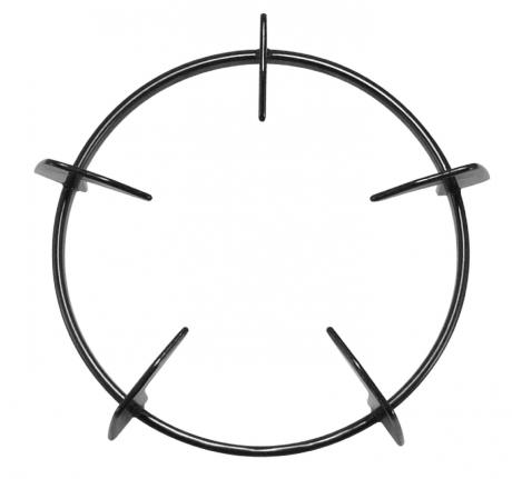 Round glass table top oven rack (height and low -2 entry)